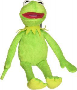 Peluche de la rana Gustavo de 28 cm - Los mejores peluches de la rana Gustavo - Peluches de personajes de Kermit