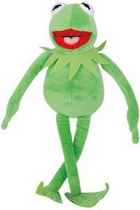 Peluche de la rana Gustavo de 30 cm - Los mejores peluches de la rana Gustavo - Peluches de personajes de Kermit