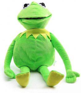 Peluche de la rana Gustavo de 60 cm - Los mejores peluches de la rana Gustavo - Peluches de personajes de Kermit