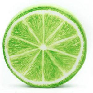 Peluche de limón de 38 cm - Los mejores peluches de limones - Peluches de frutas y verduras