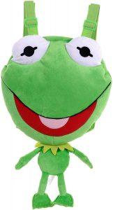 Peluche de mochila de la rana Gustavo - Los mejores peluches de la rana Gustavo - Peluches de personajes de Kermit