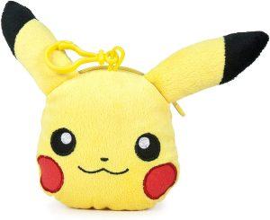Peluche de monedero de Pikachu de 12 cm - Los mejores peluches de Pikachu de Pokemon - Peluches de Pokemon