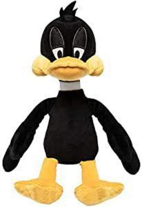 Peluche de pato Lucas de 20 cm - Los mejores peluches del pato Lucas de los Looney Tunes - Peluches de dibujos animados