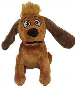 Peluche de perro del Grinch de 18 cm - Los mejores peluches de Grinch - Peluches de Grinch