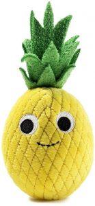 Peluche de piña de 15 cm - Los mejores peluches de piñas - pineapples - Peluches de frutas y verduras