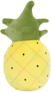 Peluche de piña de 28 cm - Los mejores peluches de piñas - pineapples - Peluches de frutas y verduras