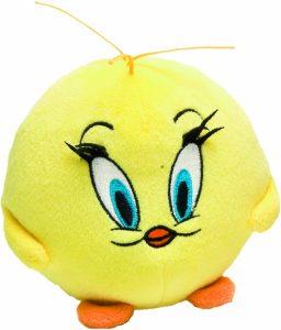 Peluche de piolín de 10 cm - Los mejores peluches de Piolín de los Looney Tunes - Peluches de dibujos animados