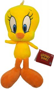 Peluche de piolín de 25 cm - Los mejores peluches de Piolín de los Looney Tunes - Peluches de dibujos animados