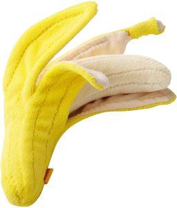 Peluche de plátano de 12 cm 2 - Los mejores peluches de plátanos - Peluches de frutas y verduras
