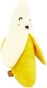 Peluche de plátano de 15 cm - Los mejores peluches de plátanos - Peluches de frutas y verduras