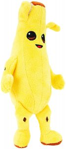 Peluche de plátano de 20 cm de Fortnite - Los mejores peluches de plátanos - Peluches de frutas y verduras