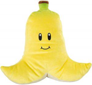 Peluche de plátano de 40 cm de Super Mario - Los mejores peluches de plátanos - Peluches de frutas y verduras