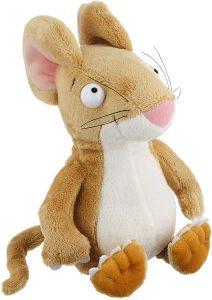 Peluche de ratón de Grúfalo de 23 cm de Aurora - Los mejores peluches de Grufalo - Gruffalo - Peluches de Grufalo