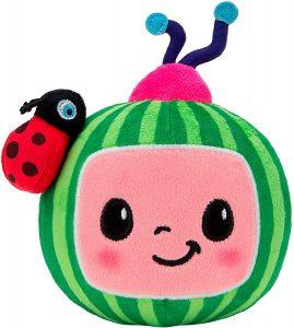 Peluche de sandía de 14 cm - Los mejores peluches de sandias - watermelon - Peluches de frutas y verduras