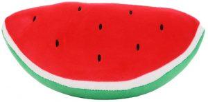 Peluche de sandía de 28 cm - Los mejores peluches de sandias - watermelon - Peluches de frutas y verduras