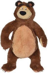 Peluche del Oso de 50 cm - Los mejores peluches de Masha y el oso - Peluches de Masha y el Oso