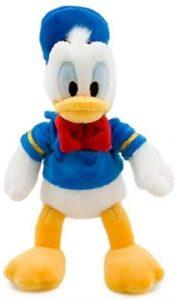 Peluche del pato Donald de Disney de 20 cm - Los mejores peluches de Donald - Peluches de Disney