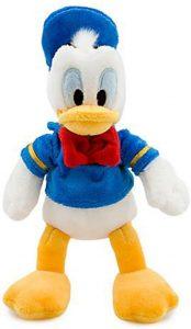Peluche del pato Donald de Disney de 25 cm - Los mejores peluches de Donald - Peluches de Disney