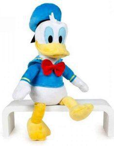 Peluche del pato Donald de Disney de 40 cm - Los mejores peluches de Donald - Peluches de Disney