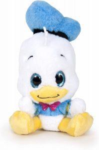Peluche del pato Donald de Famosa de 15 cm - Los mejores peluches de Donald - Peluches de Disney