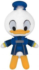 Peluche del pato Donald de Kingdom Hearts de 23 cm - Los mejores peluches de Donald - Peluches de Disney