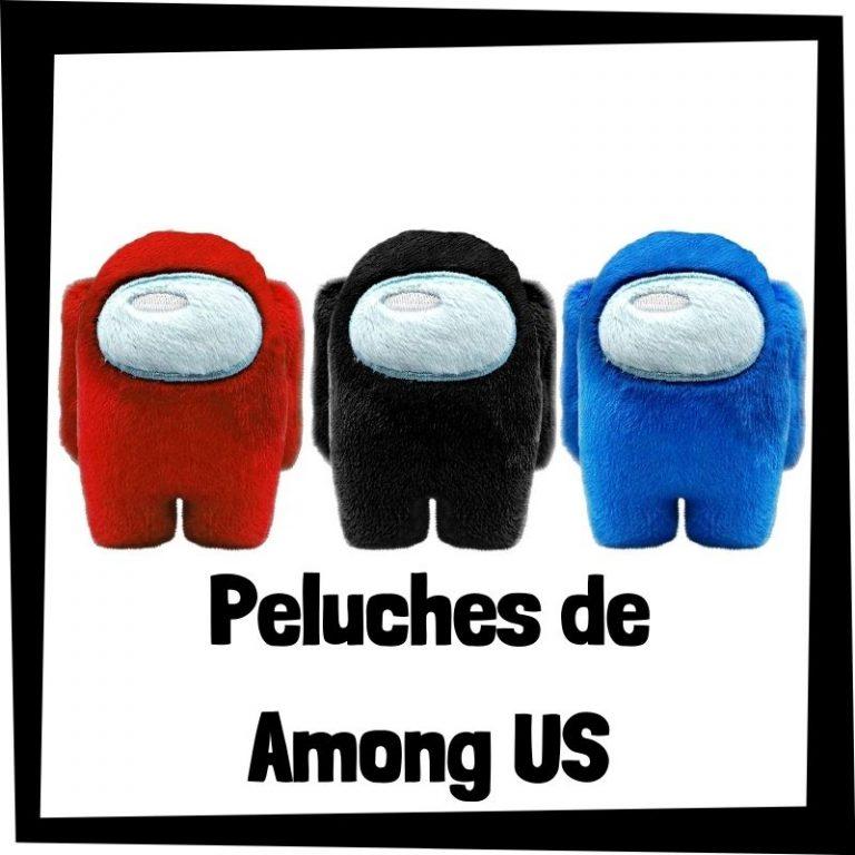 Lee más sobre el artículo Los mejores peluches de Among us