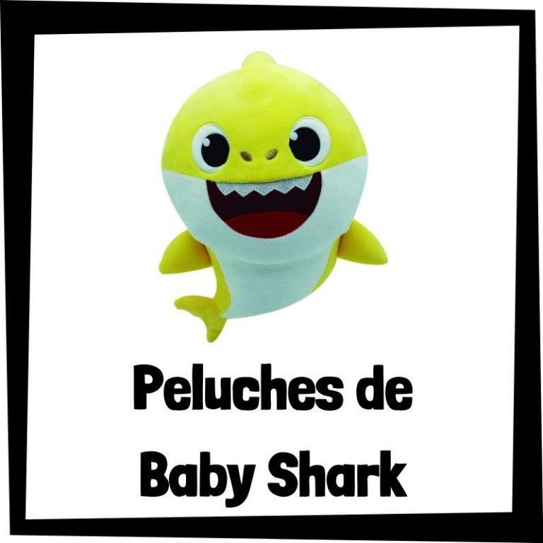 Los mejores peluches de Baby Shark