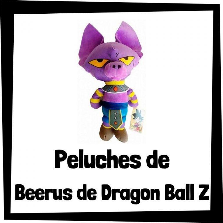 Lee más sobre el artículo Los mejores peluches de Beerus de Dragon Ball Z