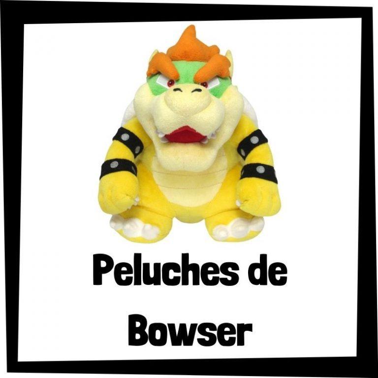 Lee más sobre el artículo Los mejores peluches de Bowser
