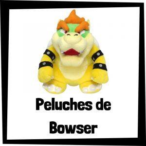 Peluches baratos de Bowser de Nintendo - Los mejores peluches de Bowser - Peluches de personajes de Mario Bros