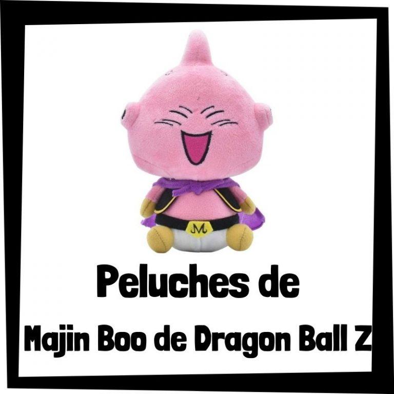 Los mejores peluches de Majin Boo de Dragon Ball Z