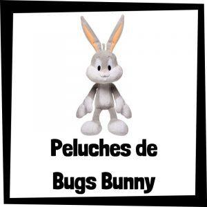 Peluches baratos de Bugs Bunny de los Looney Tunes - Los mejores peluches de los Looney Tunes