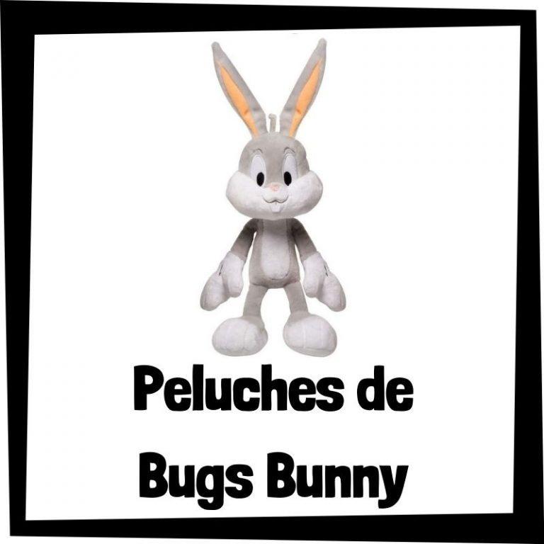 Los mejores peluches de Bugs Bunny