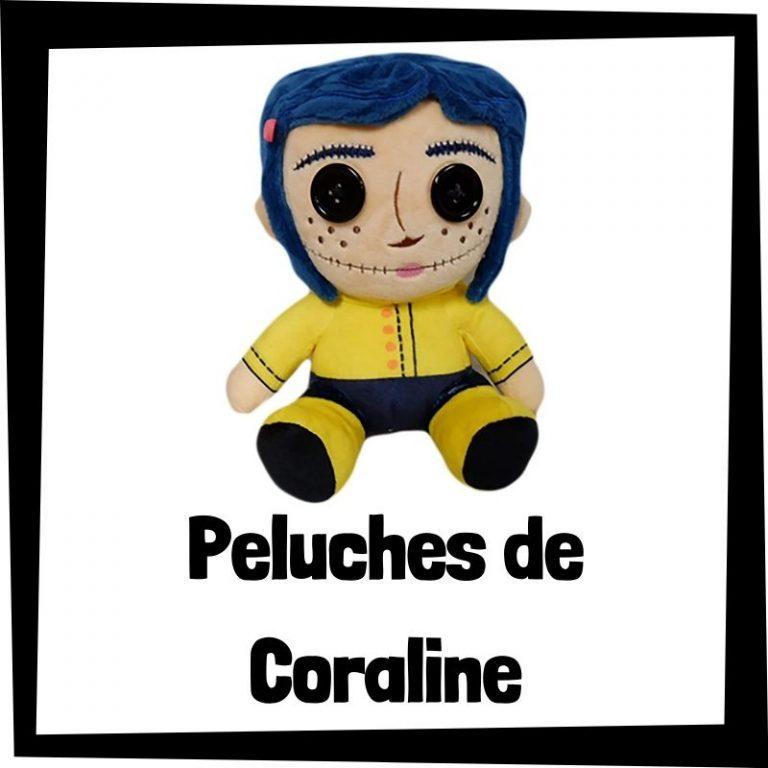 Los mejores peluches de Coraline
