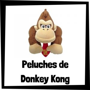 Los mejores peluches de Donkey Kong