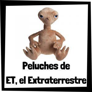 Lee más sobre el artículo Los mejores peluches de ET el Extraterrestre