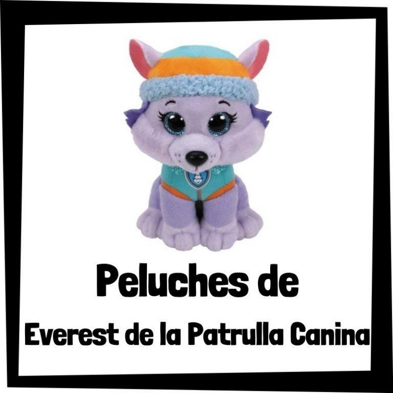 Los mejores peluches de Everest de la Patrulla Canina