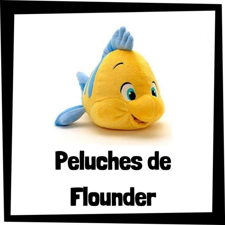 Lee más sobre el artículo Los mejores peluches de Flounder de la Sirenita