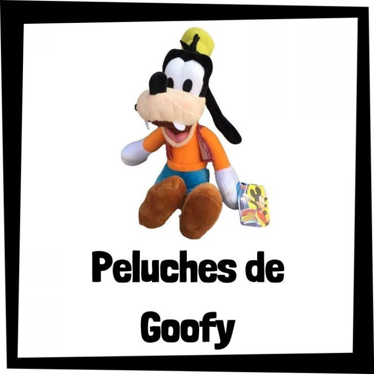 Los mejores peluches de Goofy
