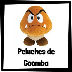 Peluches baratos de Goomba de Nintendo - Los mejores peluches de Goomba - Peluches de personajes de Mario Bros