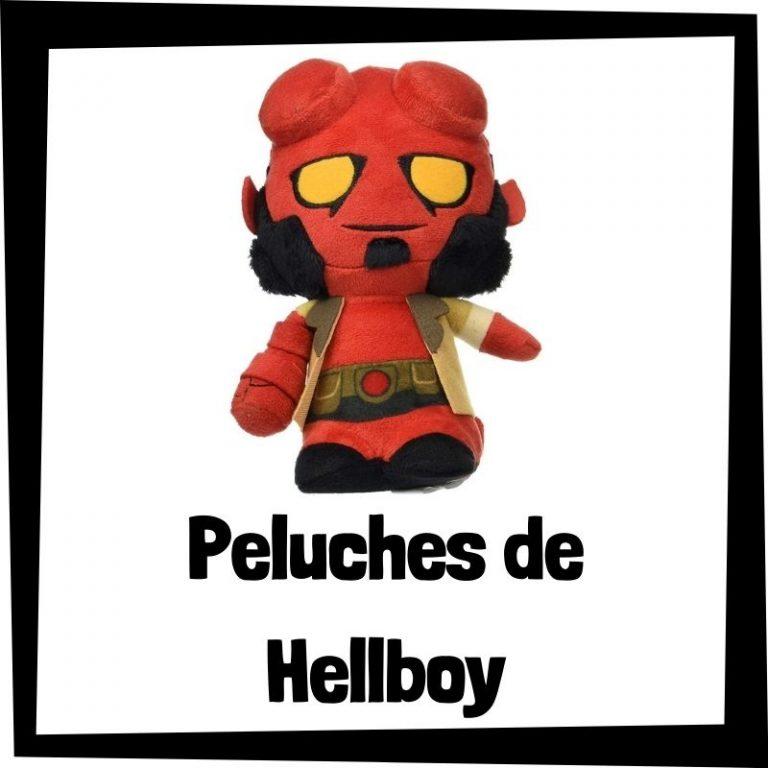 Lee más sobre el artículo Los mejores peluches de Hellboy
