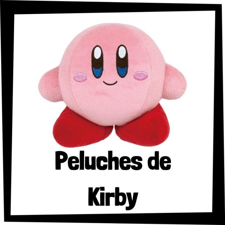 Los mejores peluches de Kirby
