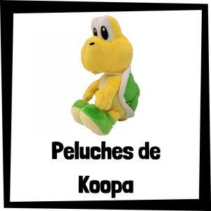 Peluches baratos de Koopas de Nintendo - Los mejores peluches de Koopa - Peluches de personajes de Mario Bros