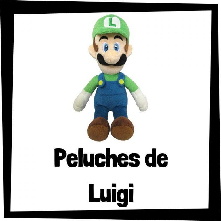 Lee más sobre el artículo Los mejores peluches de Luigi