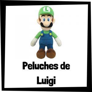Peluches baratos de Luigi de Nintendo - Los mejores peluches de Luigi - Peluches de personajes de Mario Bros
