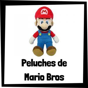 Los mejores peluches de Mario Bros