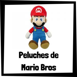 Peluches baratos de Mario Bros - Los mejores peluches de Mario Bros de Super Mario - Peluches de personajes de Mario Bros