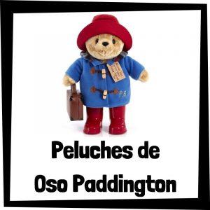 Lee más sobre el artículo Los mejores peluches de Oso Paddington