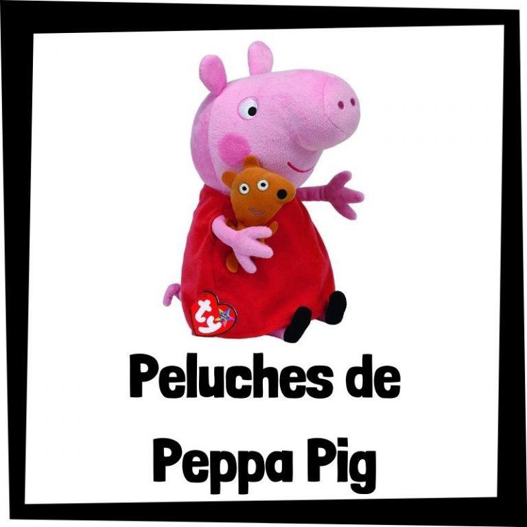 Los mejores peluches de Peppa Pig