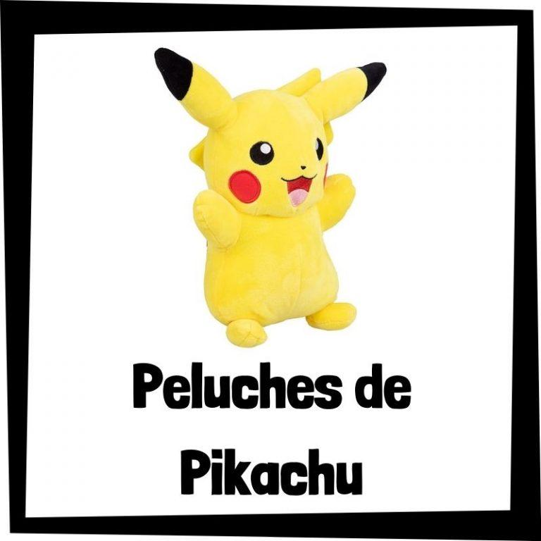 Los mejores peluches de Pikachu